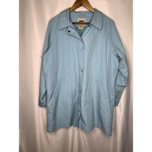 LL Bean Anorak ZIP Out Lining Jacket Size XL